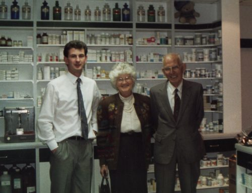 Generations Of Care In Community Pharmacy